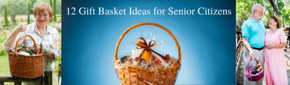 12 Gift Ideas for Senior Citizens